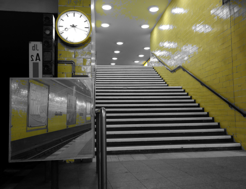 Photo Friday, Two Capitals: Yellow. #Berlin #WashingtonDC